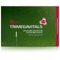 Food Supplement Trimegavitals. Lutein and Zeaxanthin. Concentrate, 30 capsules