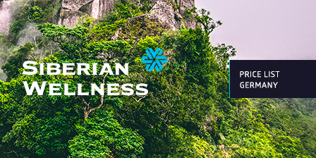 Siberian Wellness price list